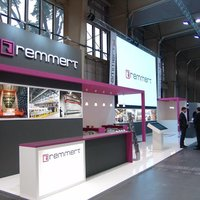 ITM trade fair in Poland, Remmert stand