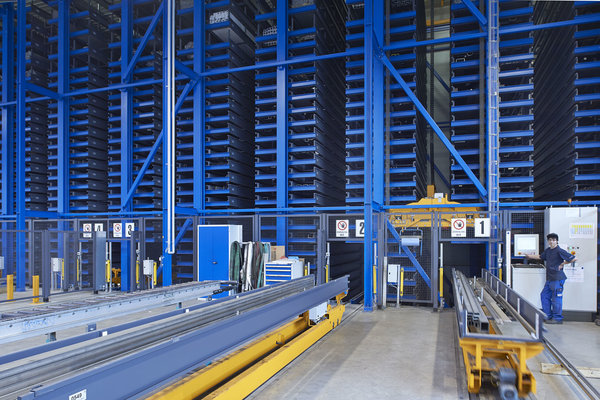 Remmert Bridge storage systems